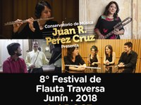 8vo. Festival de Flauta en Junín