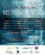 convocatoria a la primera edición de la Academia para Instrumentistas, Festival Distat Terra