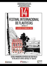 Festival Internacional de Flautistas - ABRAF 2017