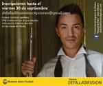 Jornada sobre la obra para flauta de Salvatore Sciarrino