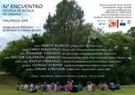 XI Encuentro Escuela de Música de Verano