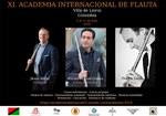 XI. Academia Internacional de Flauta - Colombia