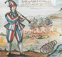 La leyenda del...¿flautista?...de Hamelin.