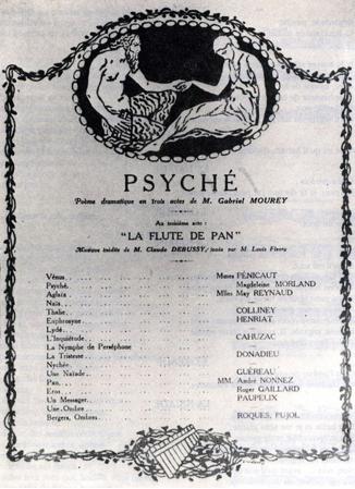 Syrinx O La Flauta De Pan De C Debussy Un Acercamiento A