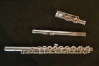 ¿Cómo se arma la flauta?