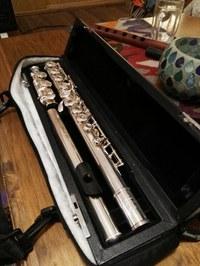 Flauta Luthier Werner Tomasi Serie 10