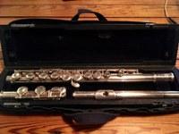 Flauta Trevor James TJ10x