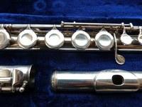 Flauta en Sol Armstrong Modelo 11ASHC