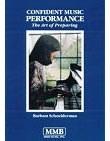 """""""Confident Music Performance"""" por Barbara Schneiderman"""