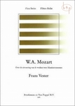 """""""W. A. Mozart, On the performance of the works for wind instruments"""" por F. Vester"""