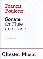 Sonata para flauta y piano, de Poulenc